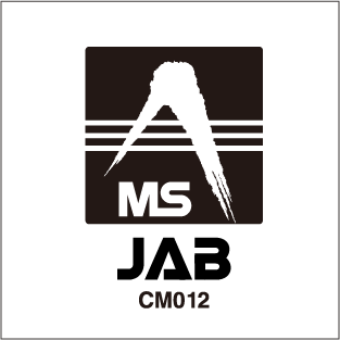 日本适合性认定协会 MS JAB CM012