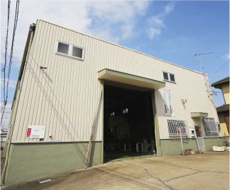 埼玉工場外観